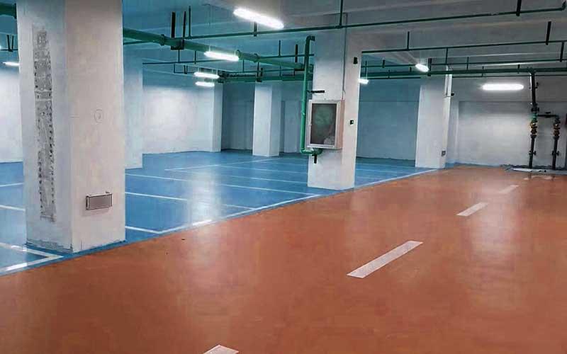 Полиуретановое покрытие бетона заказать бетон с доставкой в уфе
